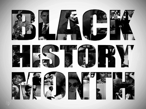BLACK HISTORY MONTH RS LESSON
