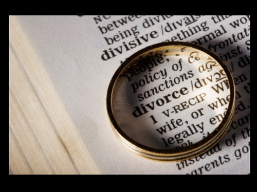 GCSE Religious Studies - Christian views on Divorce and Remarriage