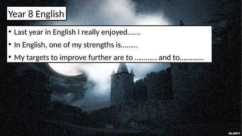 Gothic Fiction Castle of Otranto