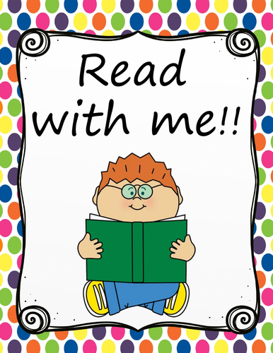 Free Reading Poster