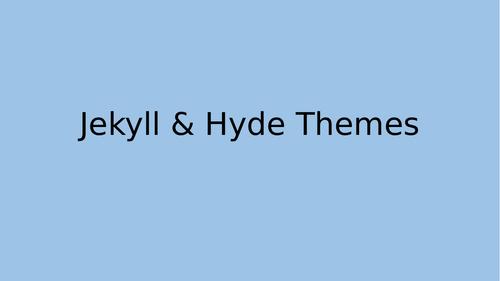 Jekyll & Hyde themes