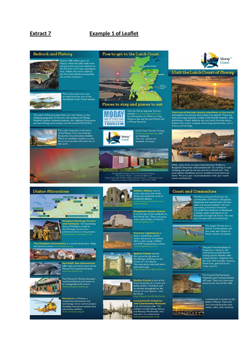 Leaflet Examples for Teaching