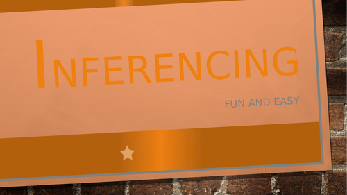 Making Inferences: Fun and Easy