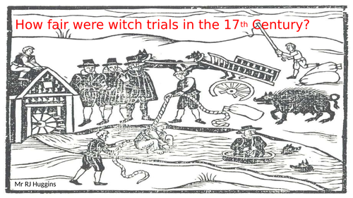 How fair were witch trials in the 17th Century?