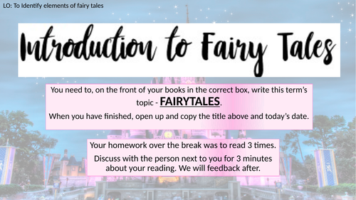 Introduction to Fairytales