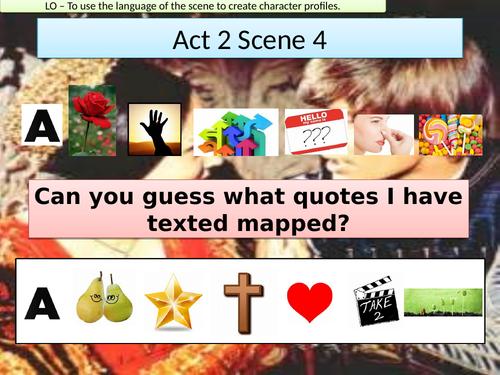ROMEO AND JULIET - ACT 2 SCENE 4