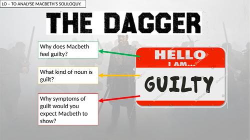 MACBETH - THE DAGGER