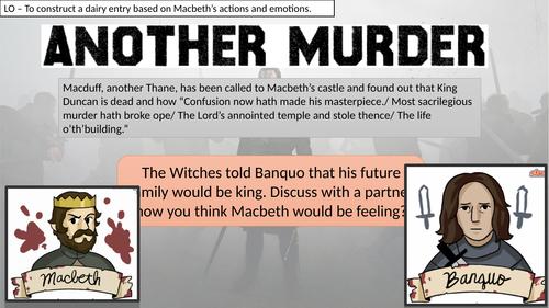 MACBETH - BANQUO'S MURDER