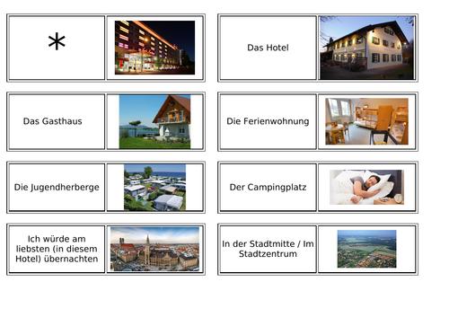Urlaub / Unterkunft / Im Hotel / Holidays / Accommodation