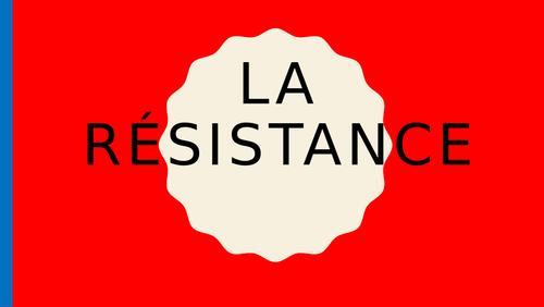 La représentation de la Résistance dans Au Revoir Les Enfants de Louis Malle