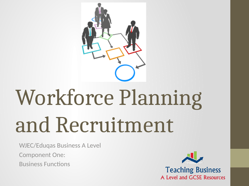 Workforce Planning and Recruitment