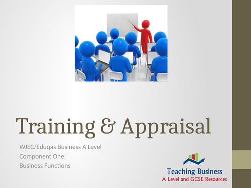Training and Appraisal
