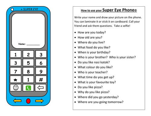 Super Eye Phone