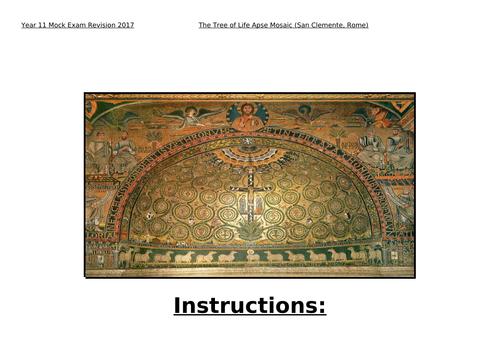 Catholic Christianity Religious Education Revision (Eduqas Route B)