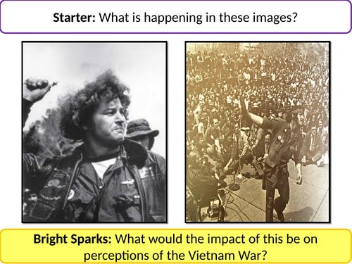 Vietnam War: Protest Movements