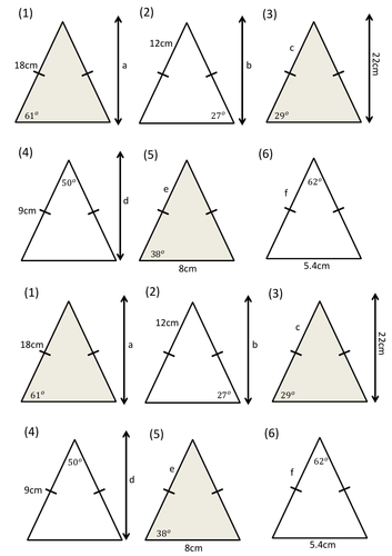 Secondary Maths Resources: Maths Worksheets for KS3, KS4