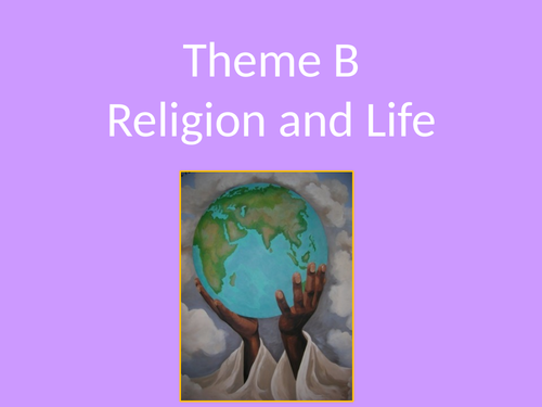 AQA Religion and Life Revision