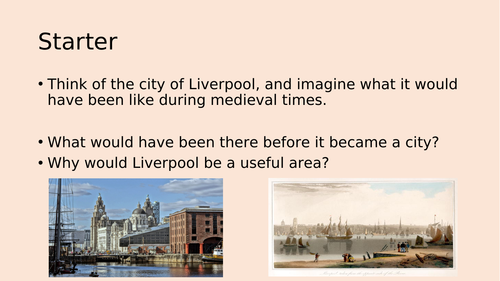History of Liverpool