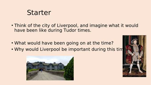 Tudor Liverpool
