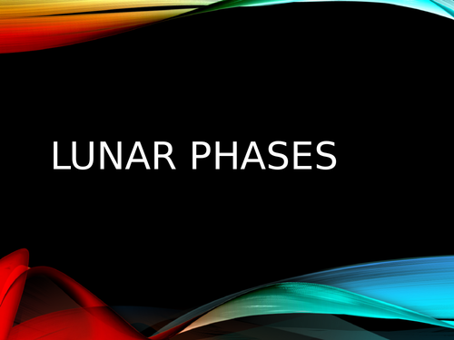 NEW GCSE ASTRONOMY (9-1) Lunar Phases Full Lesson (inlcuding the libration of the moon)