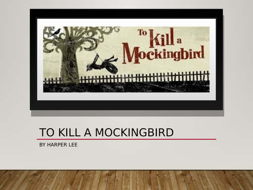 to kill a mockingbird characters themes and assessment task for ks