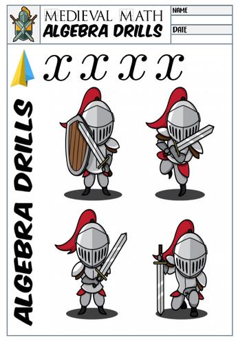 Medieval Maths - Algebra