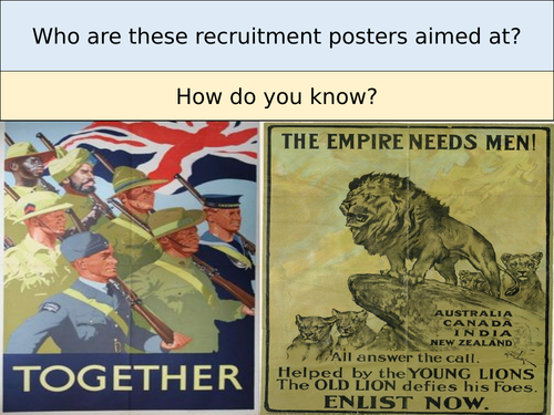 Why should we remember the Empire's contribution in WWI?