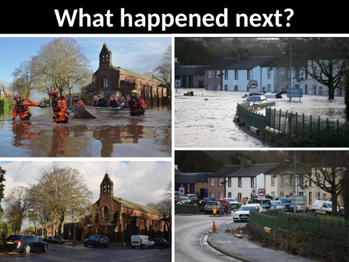 What can be the impact of extreme weather in the UK?