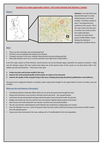 London Stratford regeneration case study