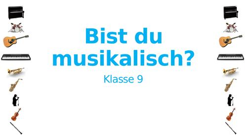 Musik - Speed-Dating 1