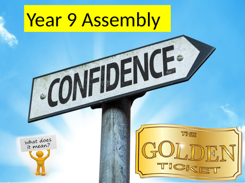 confidence assembly