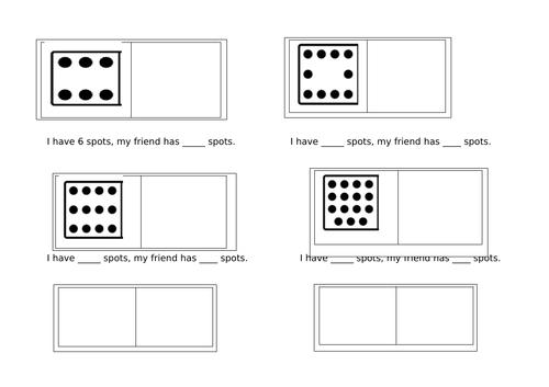 Doubling domino stories