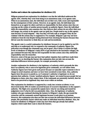 social psychology essay essays in social psychology routledge social  asa level aqa psychology social influence explanations for asa level aqa  psychology social influence explanations for