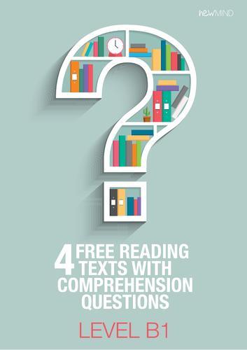 4 free reading texts [B1] by mason_neil1 | Teaching Resources