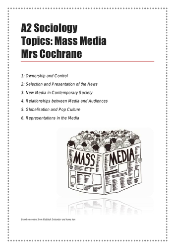 mass media topics