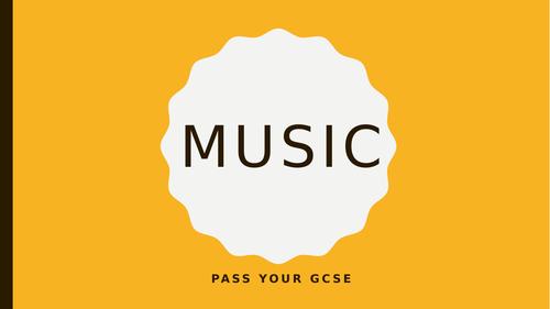 Music Assembly Presentation