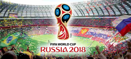 Russia World Cup 2018 - Set of three lessons - Free
