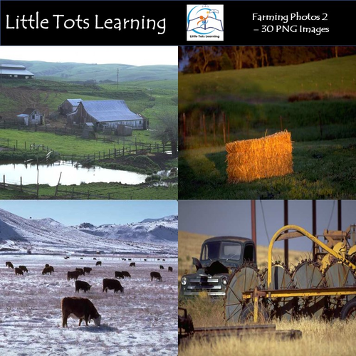 Farm  Photos - Farming Photos - Personal or Commercial Use