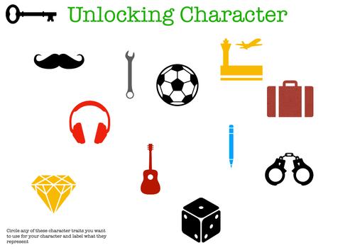 Unlocking Character