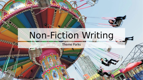 Non-Fiction - Theme Parks