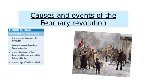 A Level History Russia Revision