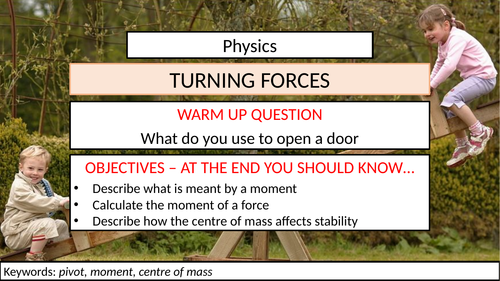 Turning Forces