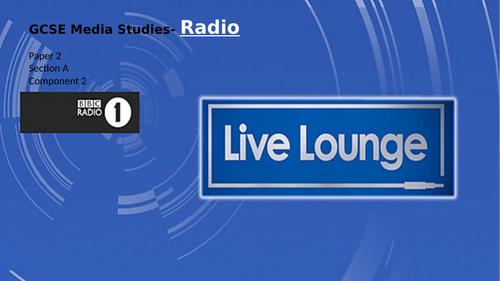 OCR GCSE Live Lounge
