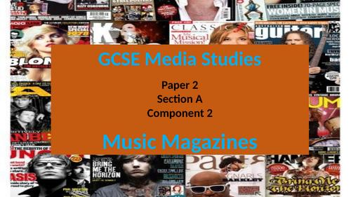 OCR GCSE Mojo Magazine