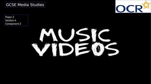 OCR GCSE Paired Music Videos