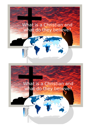 Years 5/6 - Why do people believe in God?