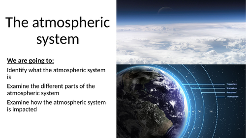 The Atmospheric System