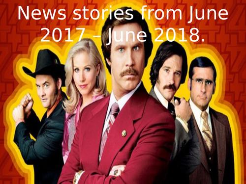 The big summer 2018 quiz