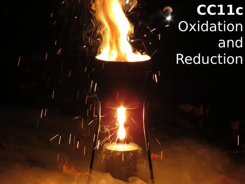 Edexcel CC11c Oxidation and Reduction