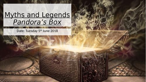 Pandora's Box Myth